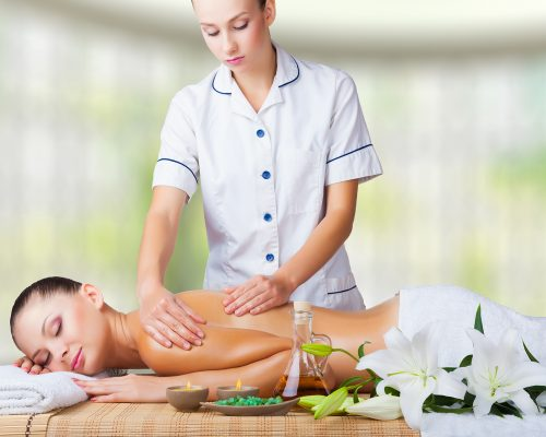 Curso de Massagem e Terapias de Spa